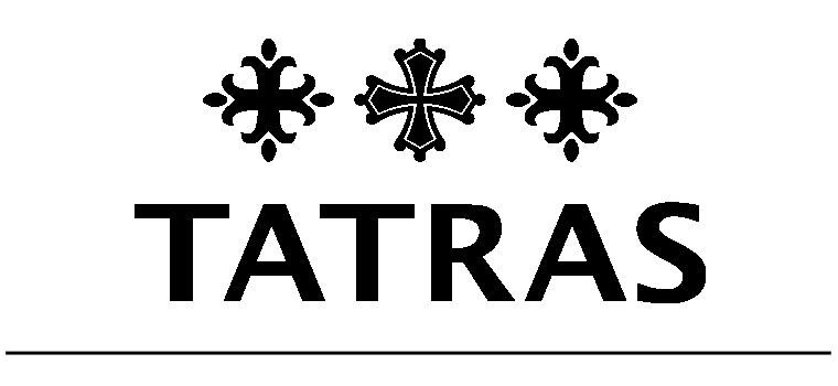 TATRASのロゴ