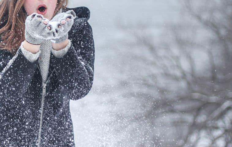 春服をおすすめしてますが2月が一番寒い!