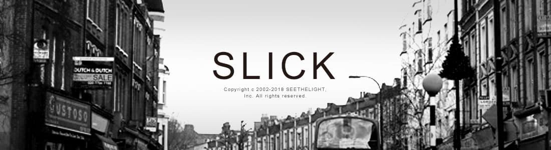 slick スリック ブランド