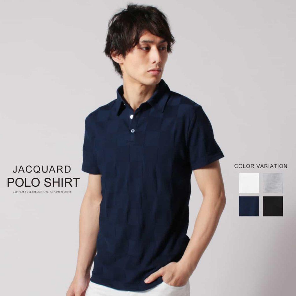 【ポロシャツ】SPU スプ的メンズファッション用語集