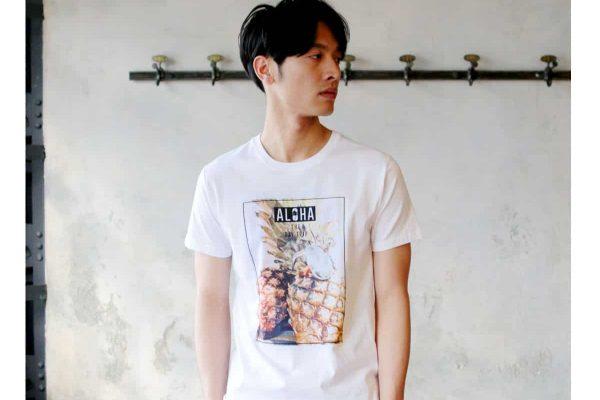Tシャツ メンズ プリント柄、全20柄ご紹介!【後編】