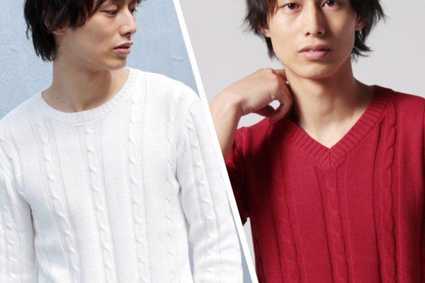 【コットンニット】SPU スプ的メンズファッション用語集